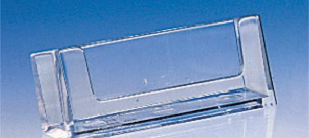 stojanček na vizitky - šírka 93 mm aj s potlačou